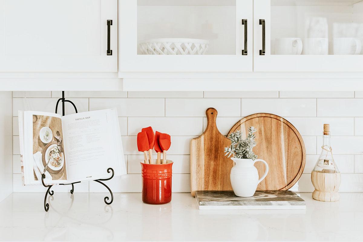 Corso online organizza la tua cucina - Marika Menarello